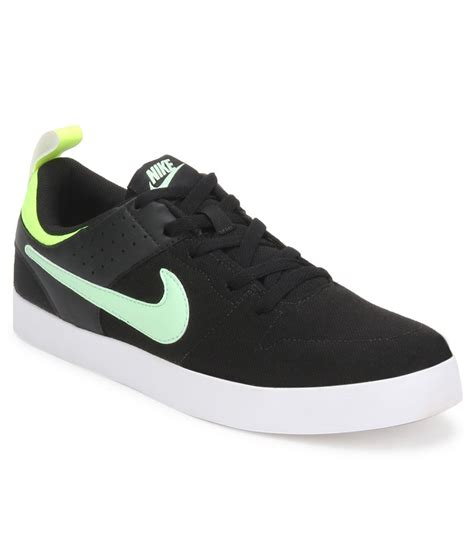 nike liteforce iii black casual shoes