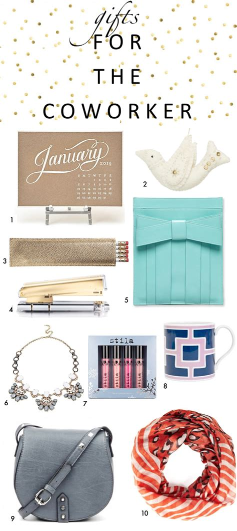 Gifts For Your Co Workers - gift guide gifts for coworkers a vintage splendor