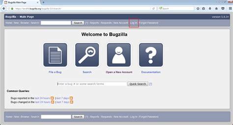 tutorialspoint ubuntu bugzilla login