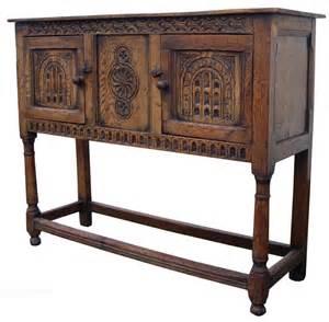 Antike Kredenz by Antique Rustic Oak Sideboard Antiques Atlas