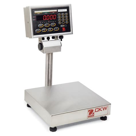 bench scale meaning ohaus bench scales