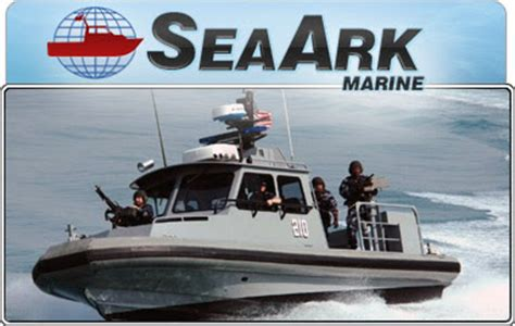 used seaark work boat four bees us navy region northwest police sea ark patrol