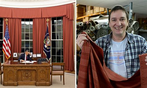 oval office gold curtains four more years for barack obama s scottish curtains after