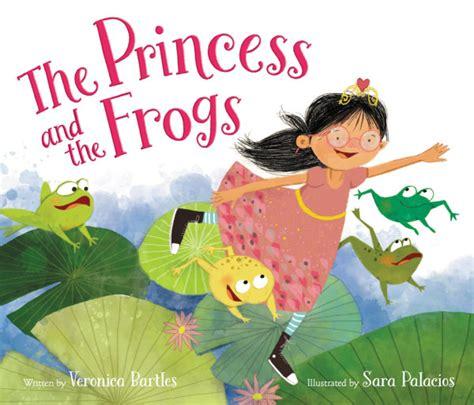 Veronica Bartles Author The Princess Frog Book
