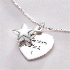 Engrave A Necklace Engraved Necklaces Personalised Name Necklaces Charming Engraving