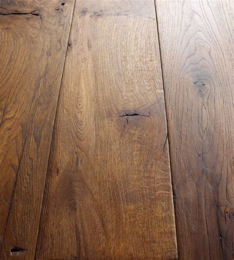 Wide Plank Oak Flooring Reclaimed Oak Wide Planks Mediterranean Hardwood Flooring Other Metro By Vintage