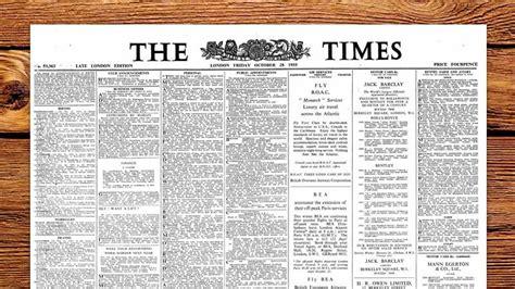 Fine Olden Times Newspaper Template Ideas Exles Olden Times Newspaper Template