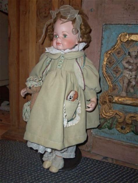 porcelain doll njsf free vintage porcelain doll njsf 26 quot amanda limited