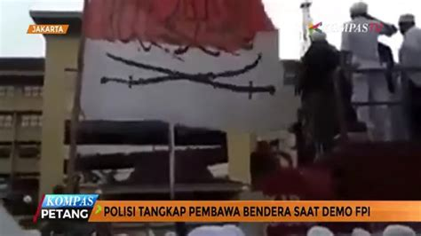 Kartu Pos Bendera Merah Putih kasus bendera merah putih jimly percayakan proses hukum tribunnews