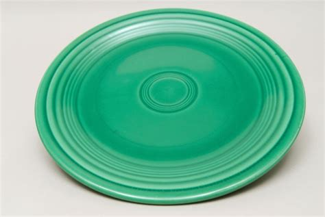 Dzinner Original original green vintage fiestaware pottery for sale