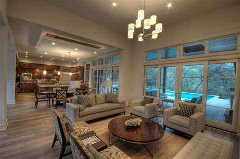 the living room austin cortona living contemporary living room austin by