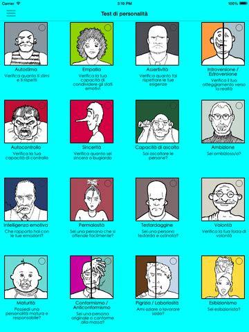 test di personalita test di personalit 224 232 giunto il momento di capire chi