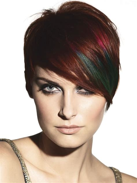 coloring pixie haircut 24 cool looking short hairstyles for summer styles weekly