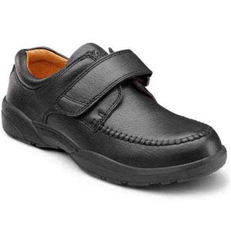 comfort shoes for diabetics dr comfort scott men s therapeutic diabetic extra depth