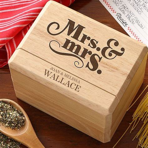 Wedding Gift Ideas Personalized by Personalized Wedding Gift Ideas For Same Couples