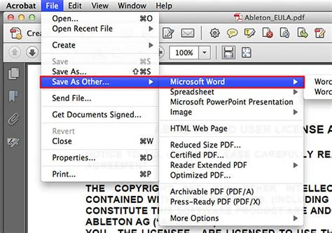 convert pdf to word document how how to convert pdf to word on mac the always up to date guide
