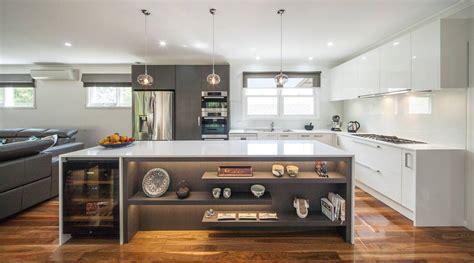 creative kitchen island styles caesarstone blog