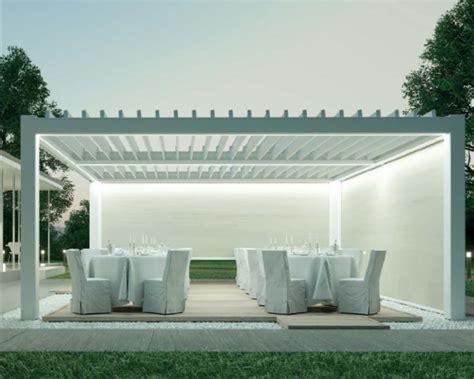 pavillon regenfest pergola aus holz mit faltdach m 246 bel und heimat design
