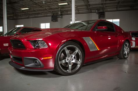 Rausch Ford Mustang by Photo Gallery Roush S Custom 2013 Roush Stage 3