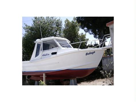 calafuria 6 cabin 20 cabin in toscana barche a motore usate 10055 inautia