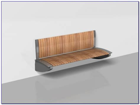 wall mounted bench seating changing room wall mounted bench seating bench home