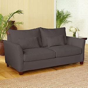 charcoal slipcover slipcovers charcoal and sofa slipcovers on pinterest