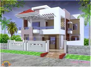 nice modern house with floor plan story contemporary plans two