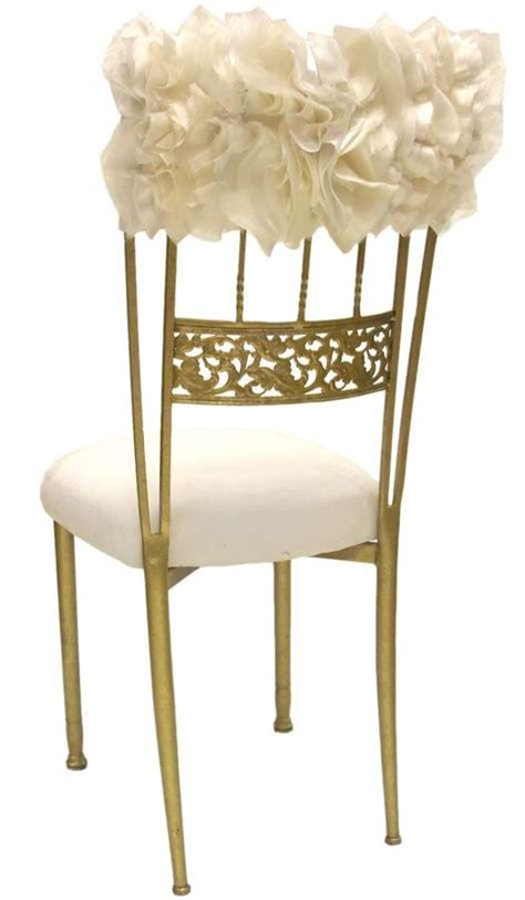 Chairs Wedding by 17 Best Images About Wedding Chair Decor On