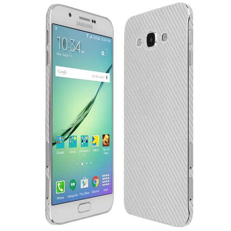 Samsung A8 Marvel Custom 1 skinomi techskin samsung galaxy a8 silver carbon fiber skin protector