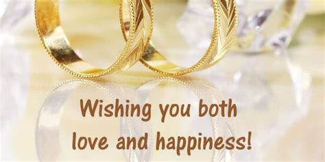 Wedding Wishes Congratulations To Both Of You by Marriage Congratulations Quotes