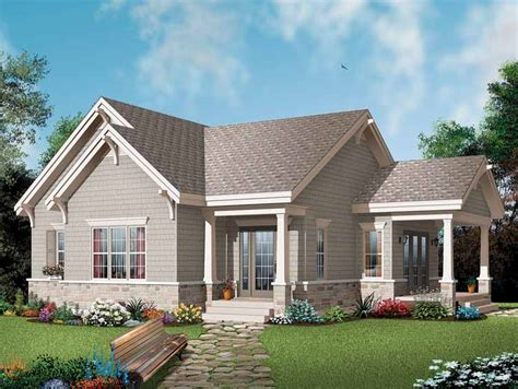 1 Room House by One 1 Bedroom House Plans At Eplans Com 1br Home
