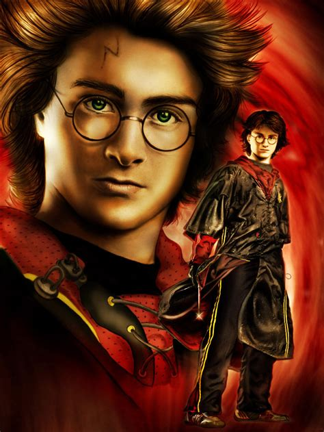 imagenes art cool harry harry james potter fan art 9637693 fanpop
