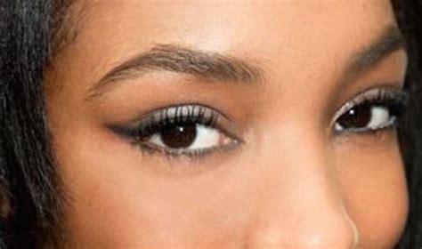 imagenes ojos oscuros maquillaje para ojos negros 5 consejos para un look