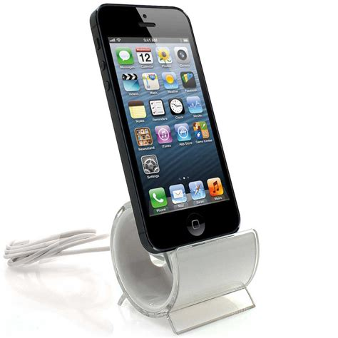 Ladestation Iphone 5 by Ladestation F 252 R Iphone 5 Station Design Ladeger 228 T