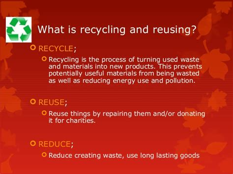 recycling powerpoint recycled art powerpoint