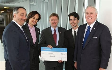 Gpa Mba Hec by The International Advisory Board Rewards Julien Robert For