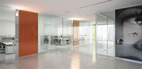 castelli mobili ufficio parete divisoria mobile in vetro per ufficio esedra di