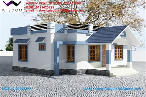3bhk house design plans kerala home design house plans indian budget models
