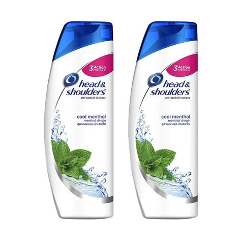 Harga And Shoulders Cool Menthol jual shoulders cool menthol shoo 330 ml 2 pcs