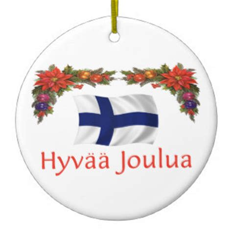 finland decorations ornaments keepsake ornaments zazzle