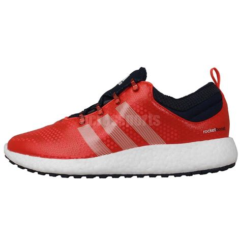 adidas rocket boost adidas ch rocket boost m climaheat red mens running shoes