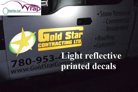 Auto Decals Edmonton by Alberta Car Wrap Decals Lettering Graphics Rock Guard