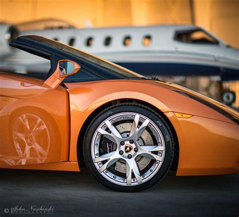 Lamborghini For Sale Denver Lamborghini Gallardo At Bombardier Learjet 35
