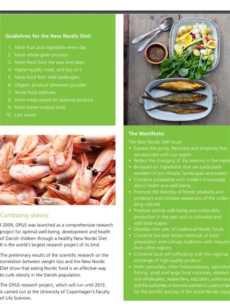 Nordic Detox Diet Plan by New Nordic Diet Guidelines Survival Of The Fittest