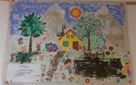 la valle dei fiori scuola primaria di rodello autore a amici in fiore