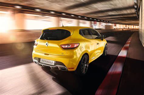 renault clio sport 2016 2016 renault clio renault sport updates revealed autocar