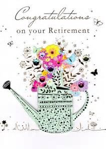 congratulations on your retirement greeting card cards kates