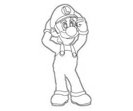 luigi coloring pages luigi coloring pages az coloring pages