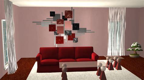 wanddekoration wohnzimmer wanddekoration modern