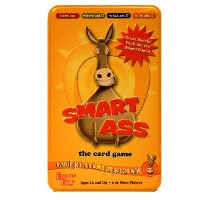 Where To Buy Books A Million Gift Cards - smart ass card game in a tin university game booksamillion com
